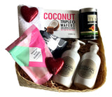 Pamper Gifts For Women - Basket Creations Gift Hampers NZ