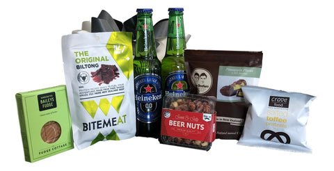 Birthday, Thank you, Anniversary Gift Hampers For Men - Basket Creations