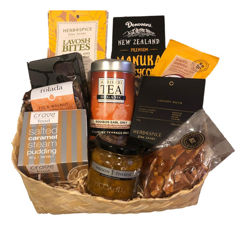 New Zealand Gift Hampers - Basket Creations