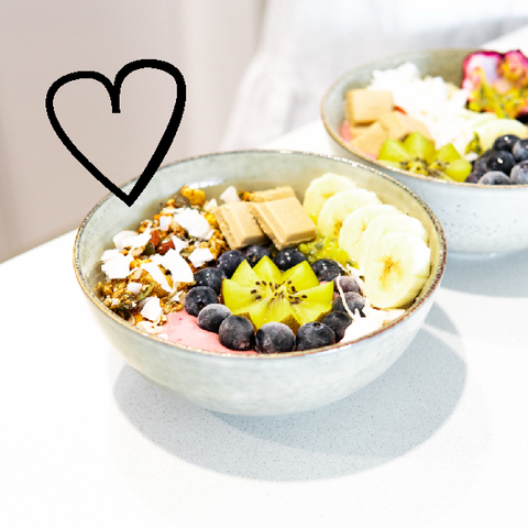 Eye Loving Smoothie Bowl