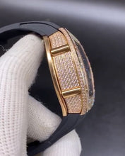 Richard Mille Baguette Diamond Iced Out