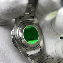 Rolex Datejust Iced Out (Fully Flooded)