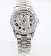 Rolex Datejust Diamond Encrusted 4