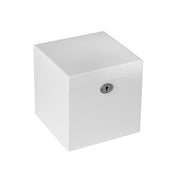 PIANO FINISH CUBE JEWEL BOX