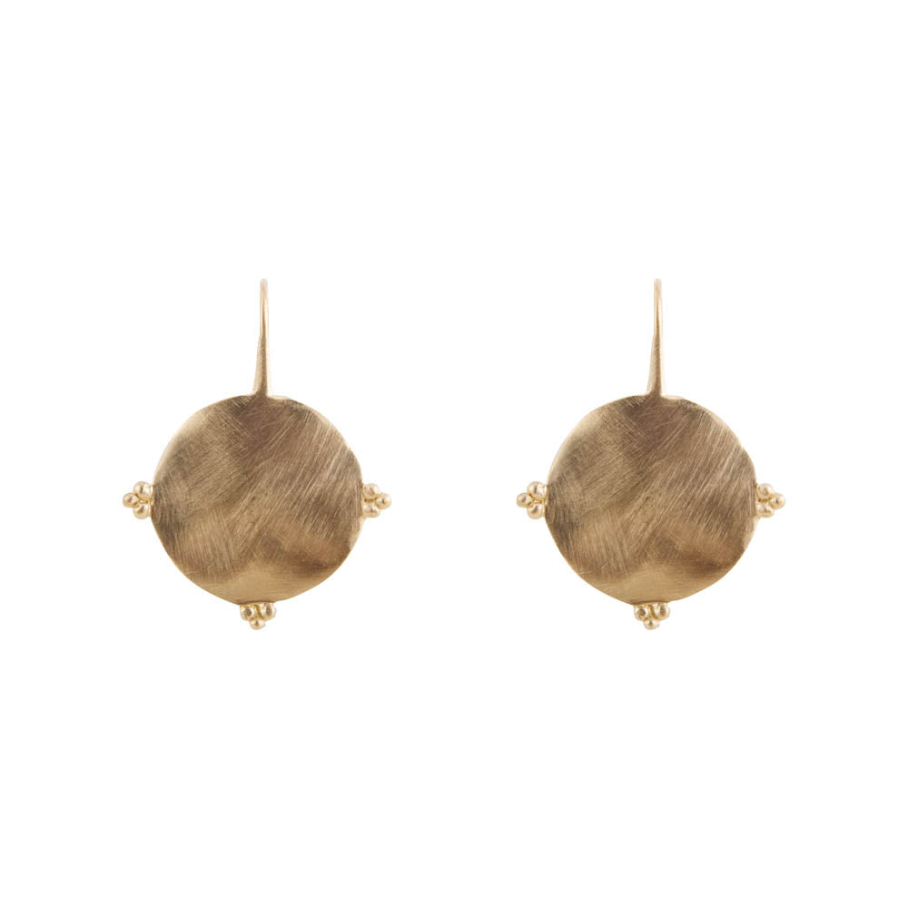 FLORENCE EARRINGS GOLD
