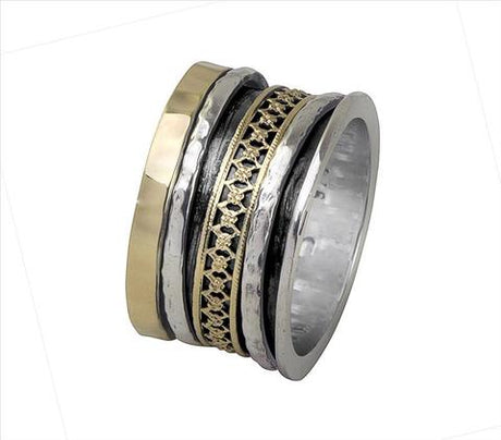 RING HANDMADE IN ISRAEL
