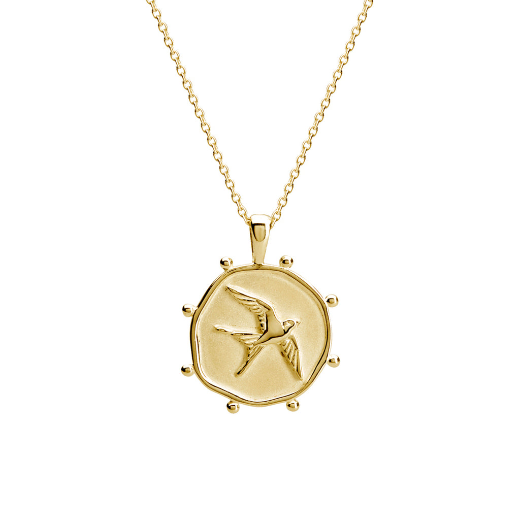 FREEDOM NECKLACE - GOLD
