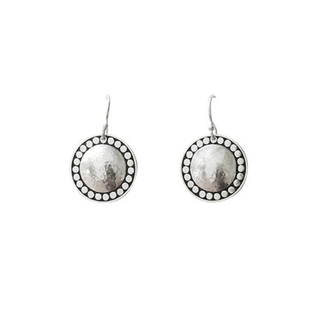 MARRAKECH EARRINGS IN STERLING SILVER