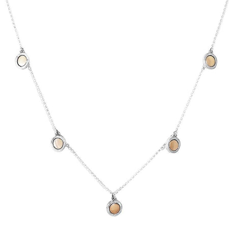 MERCURY MULTI DISK NECKLACE