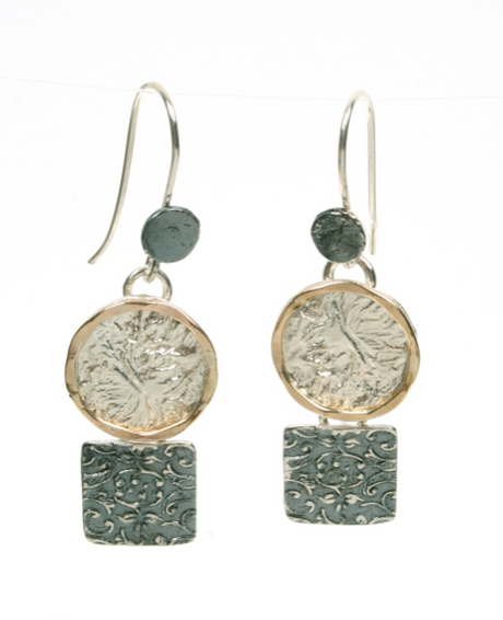 EARRINGS HANDMADE IN ISRAEL