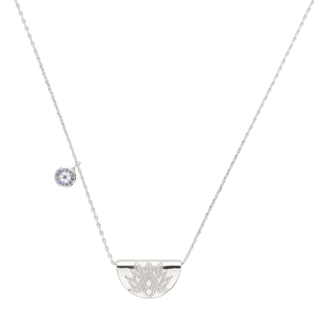 LUCKY LOTUS NECKLACE
