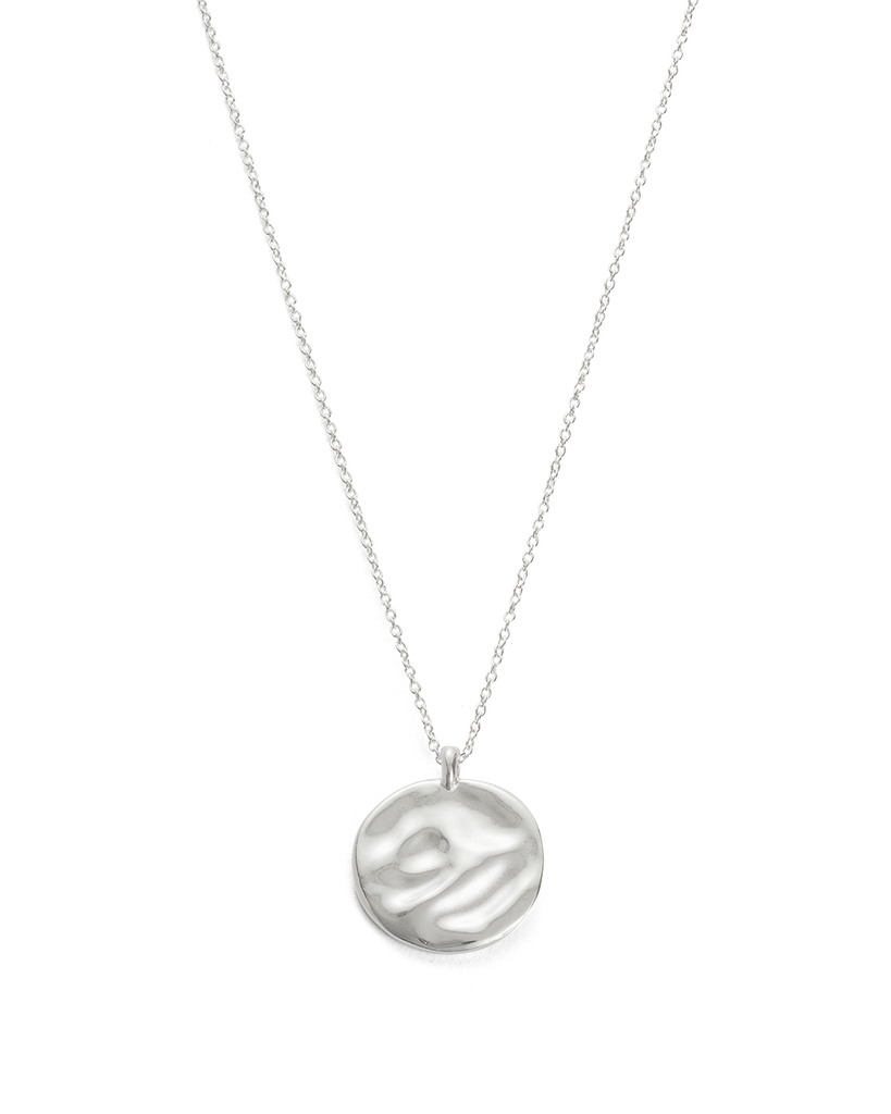 RENEWAL CIRCLE NECKLACE (STERLING SILVER)