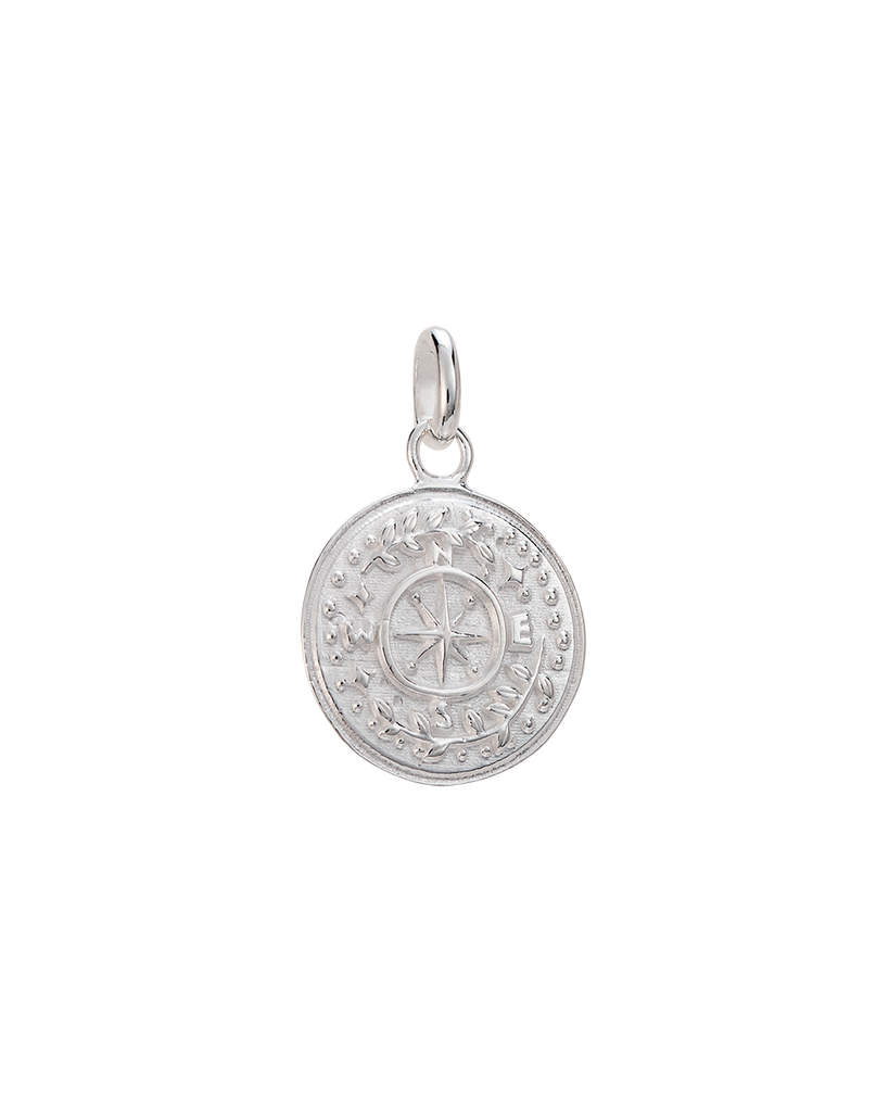 TINY TREASURE COIN (STERLING SILVER)