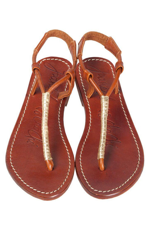 Rope Sandal (Tan)