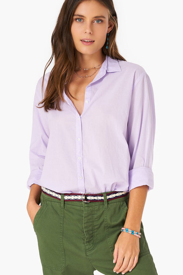 XiRENA Lavender Bloom Beau Shirt