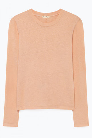 Boatneck Neck Jumper in Polar Melange