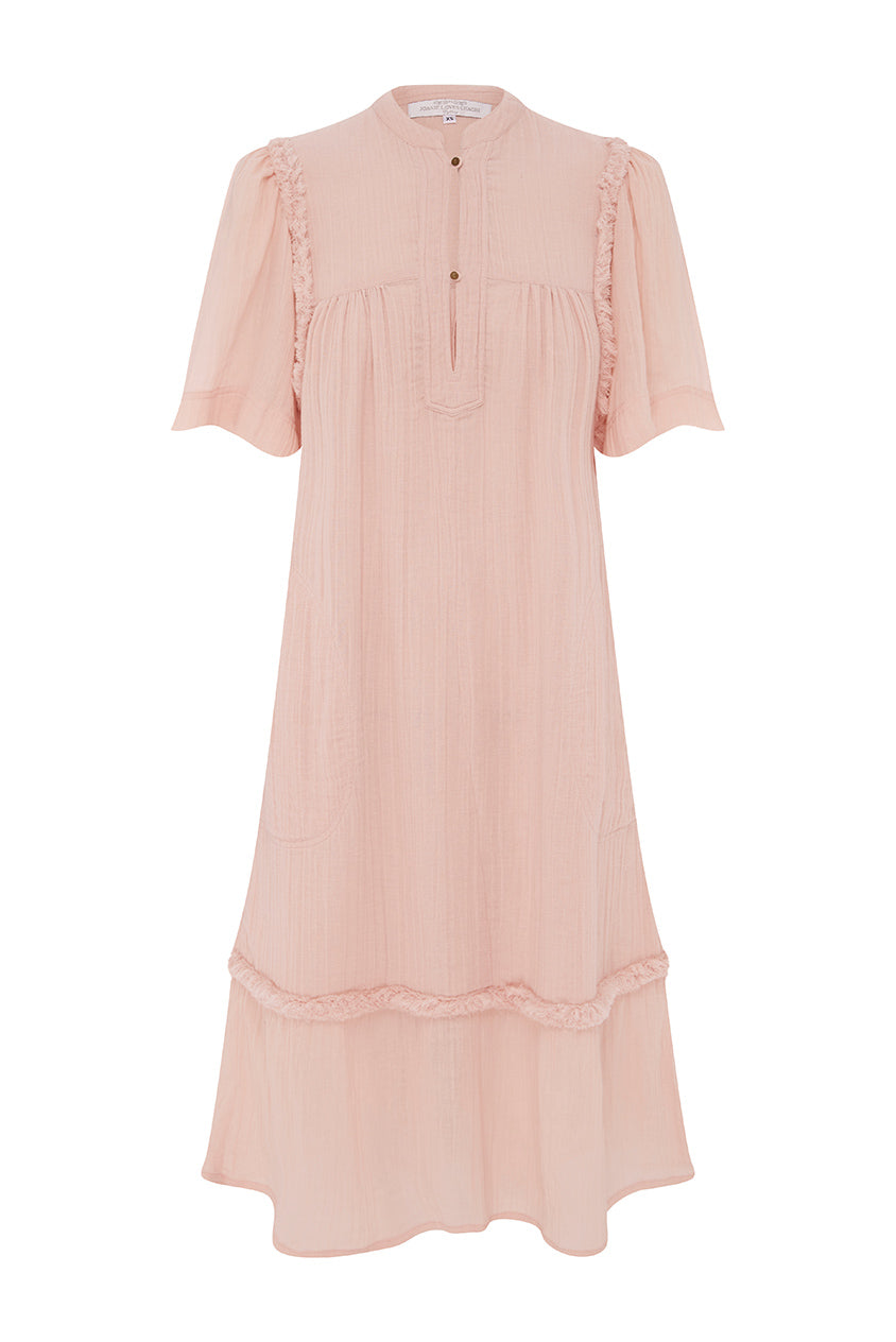 Dusty Pink Monteray Dress