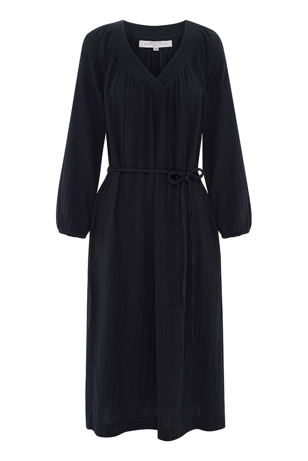 Navy Laguna Dress (Lge)