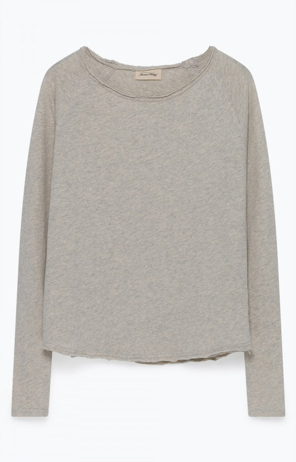 Lightweight Sweat in Heather Grey (Large)