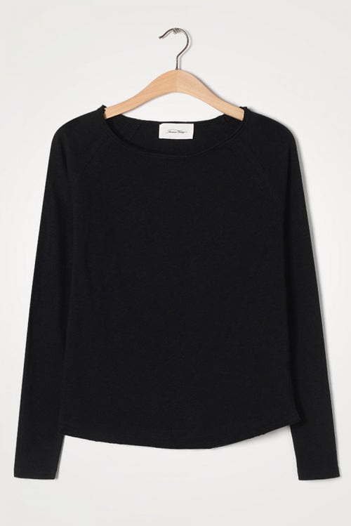 Lightweight Sweat in Black