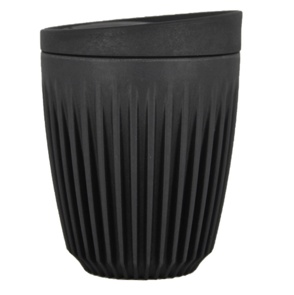 Reusable Coffee Cup Charcoal 8 oz