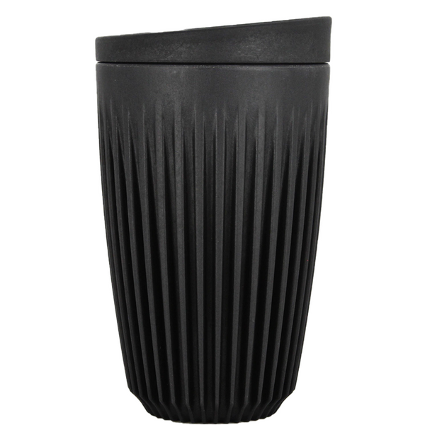 Reusable Coffee Cup Charcoal 12 oz