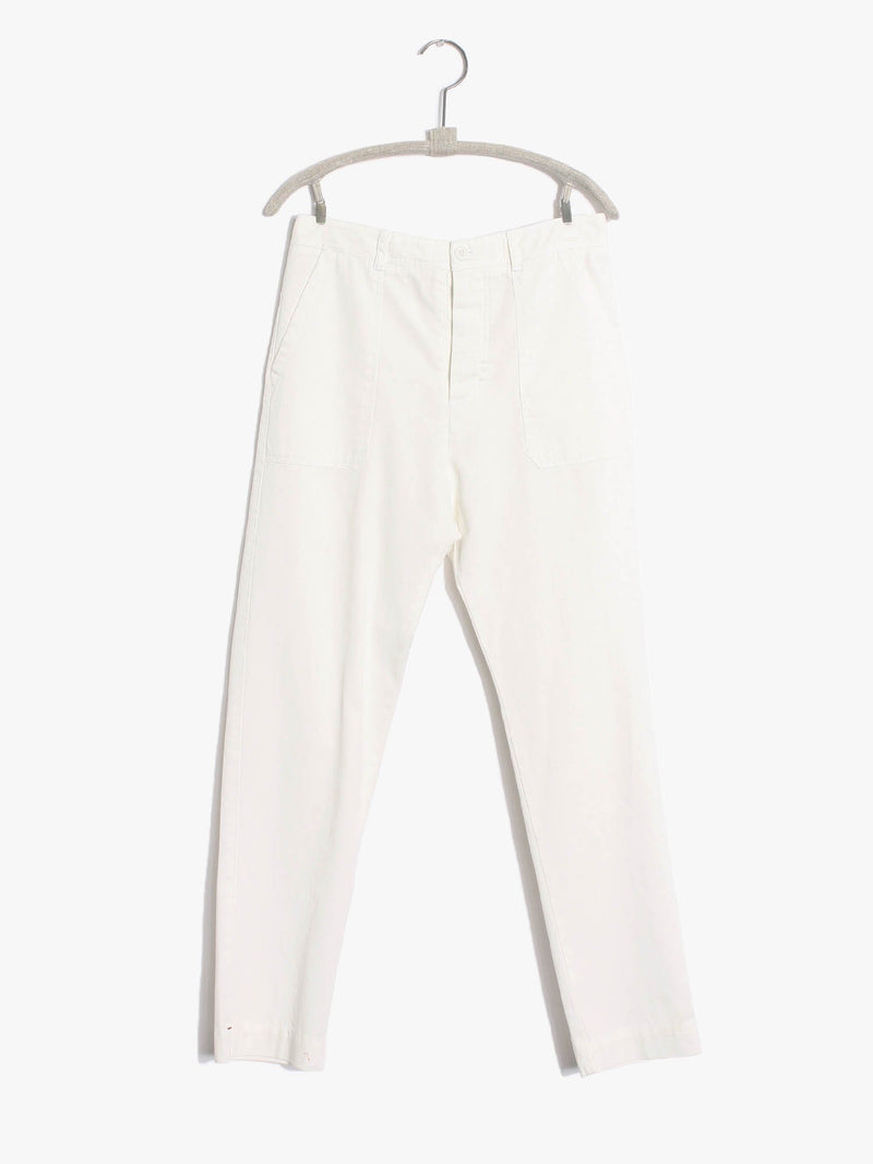 Xirena White Wash Tucker Pant