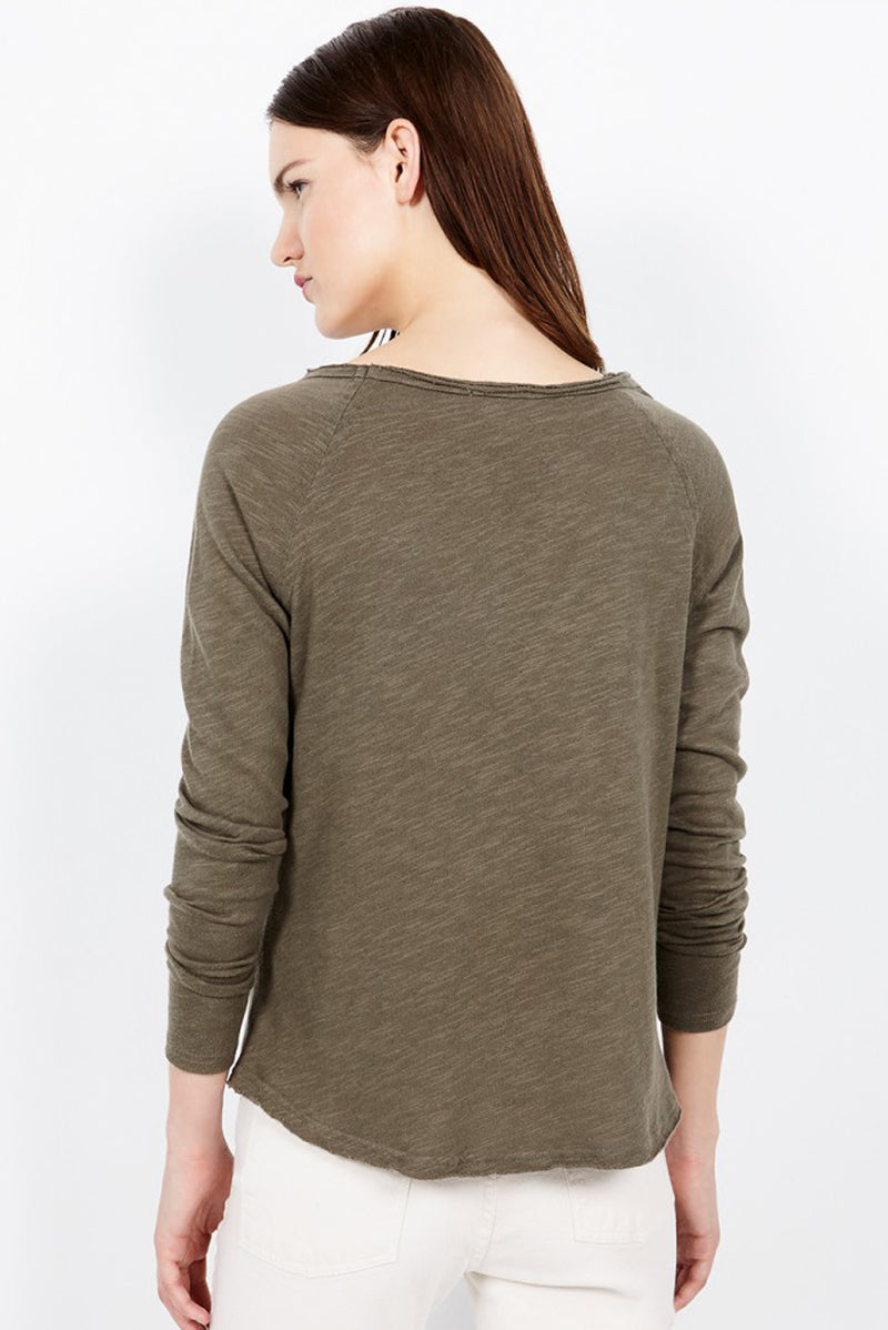 Lightweight Sweat in Polar Melange