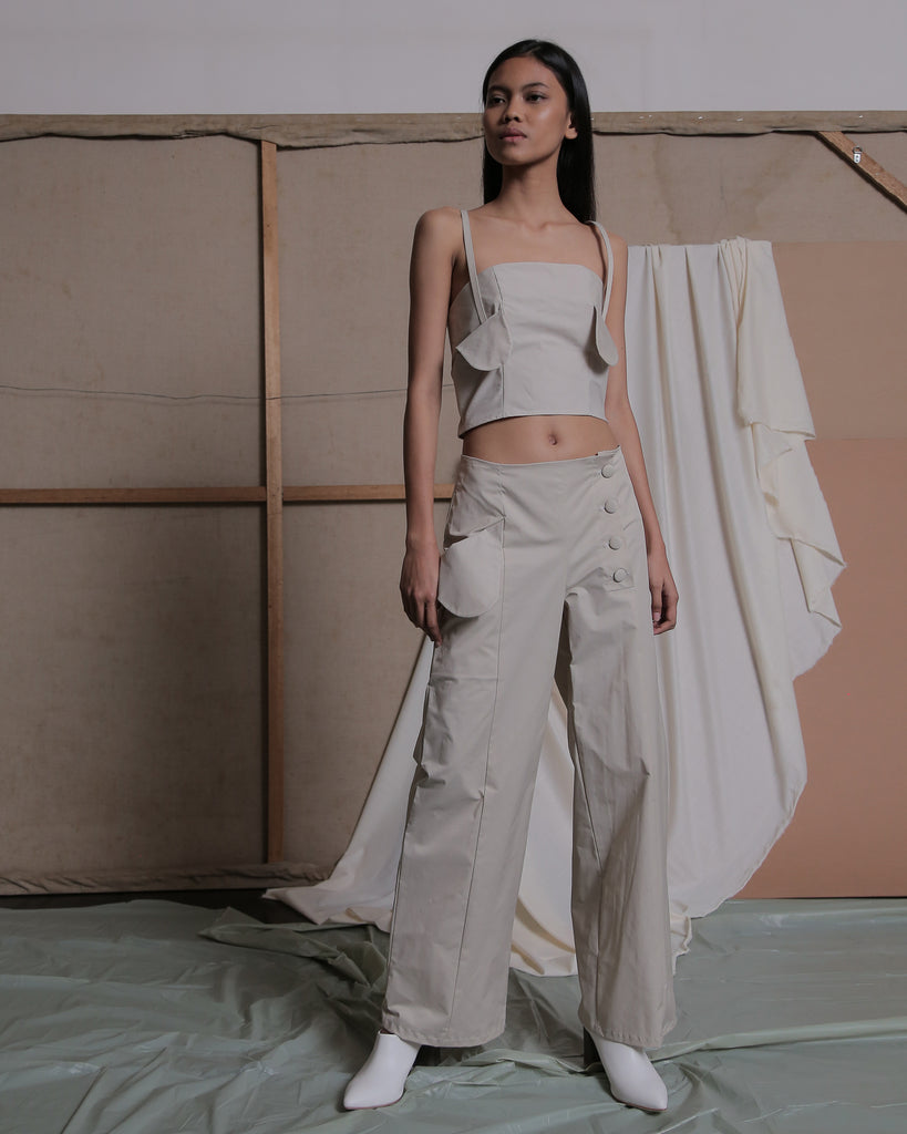 GELLERT CROP TOP - ZHETTOVA Studio