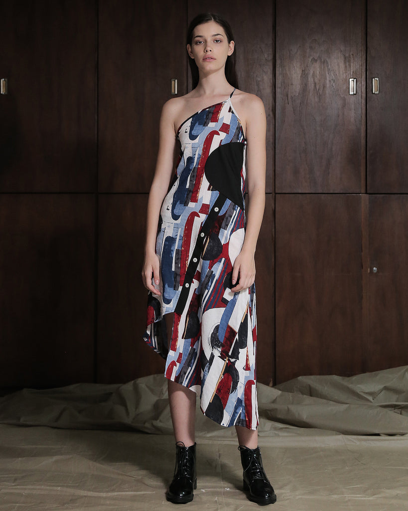 ORYN SLIP DRESS - ZHETTOVA Studio