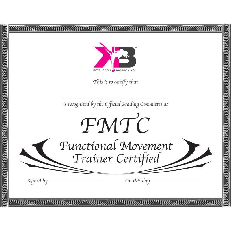 Functional Movement Training Certification