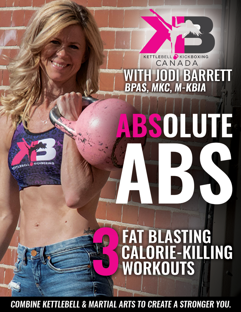 ABSolute ABS- 3 Fat Blasting, Calorie Killing Workouts