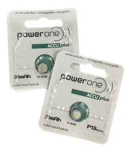 Power One Size 13 Rechargeable Battery