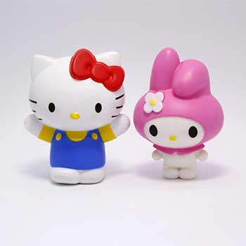 Keshoume-The History of Hello Kitty-Japanese culture-anime-cartoons-Sanrio