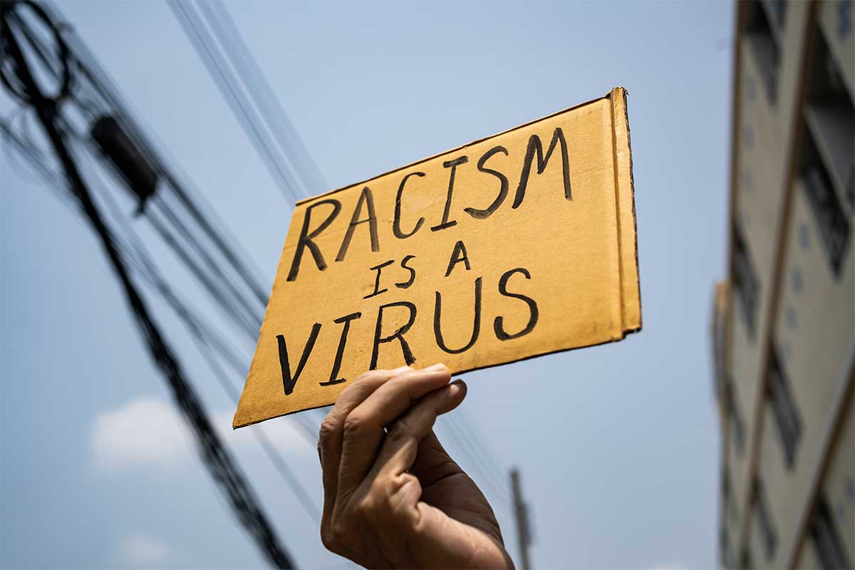 Stop AAPI Hate and Black Lives Matter: Racism Isn't Only Black and White