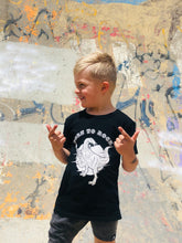 Dinosaur Born to Rock black tee