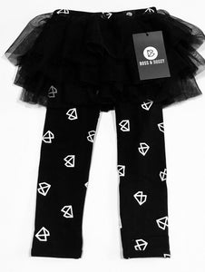 Tutu leggings - Boss and Bossy signature