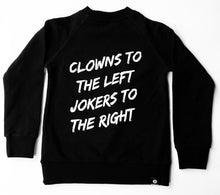 Joker crew neck black
