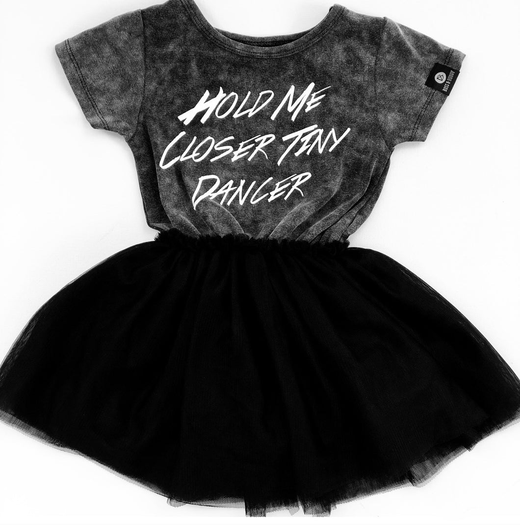 Tutu Dress 'Hold me closer Tiny Dancer'