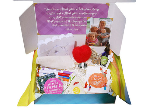 Family Member Care Box from Kidolences