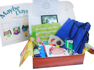 Foster Kid Care Box from Kidolences