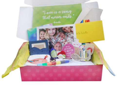 Parent Loss Care Box from Kidolences