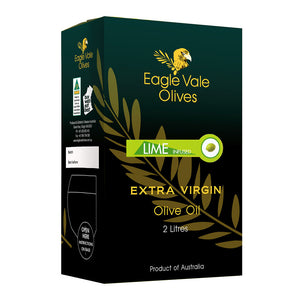 Lime Infused Australian Extra Virgin Olive Oil (2L)