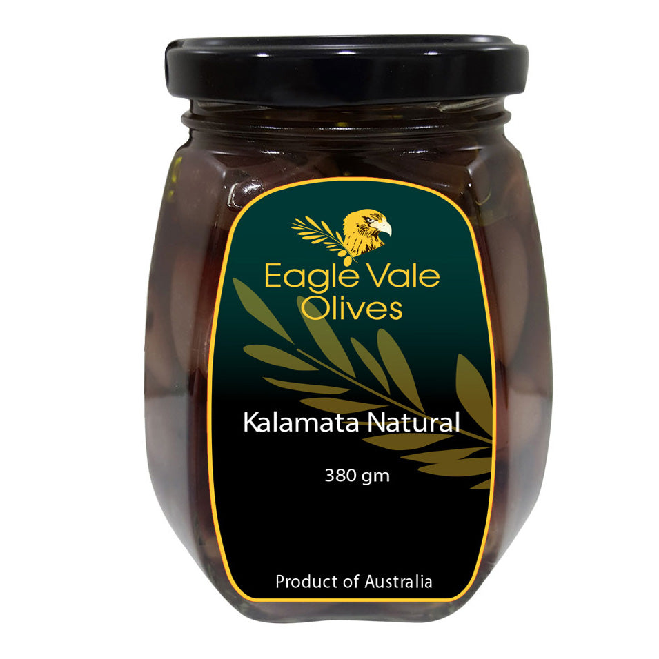 Kalamata Natural (380Gm)