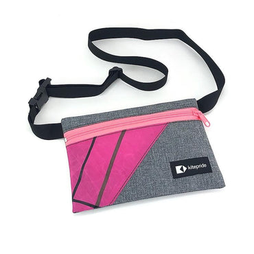 A handy handmade, upcycled and  practical Fanny Pack for everyday.