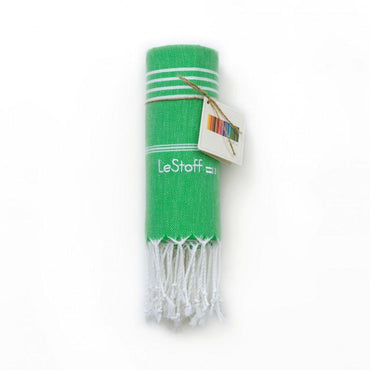LeStoff Towel - Grass Green - kite.pride