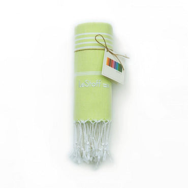 LeStoff Towel - Lime Green - kite.pride