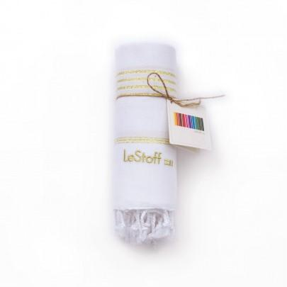 LeStoff Towel - White Gold - kite.pride