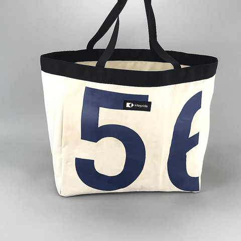 Grande Sail Tote Bag - kite.pride