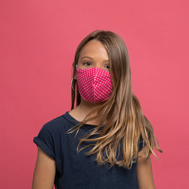 KitePride 100% cotton mask
